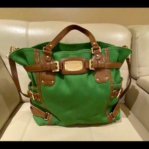 Michael Kors double handle purse